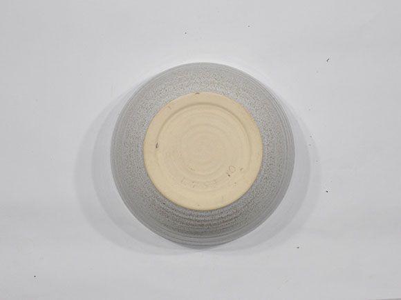 白かすみボールひねり水鉢 10号