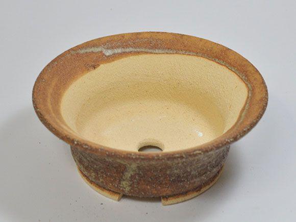 【信楽焼】4号鉢