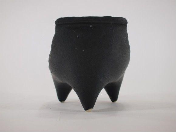 黒マット苔玉チェアー