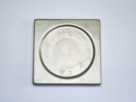 須磨銀L【受け皿付き】幅約22cm(内寸幅約16cm)×高さ約9cm