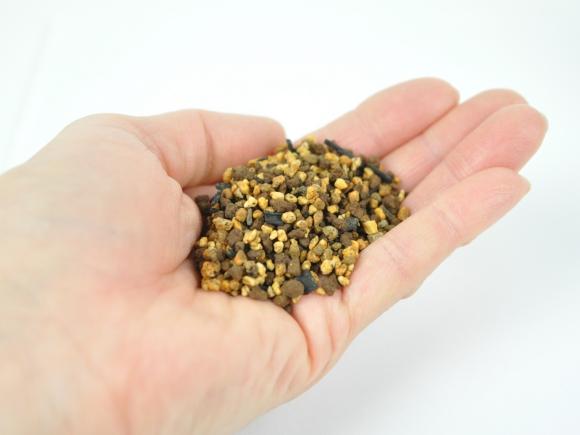 山野草の土【小粒3mm-M】オリジナル配合  重さ:1.8kg  内容量:2.2L