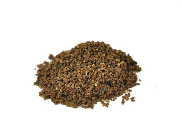 豆盆栽の土【極小粒1mm-S】 オリジナル配合  重さ:700g  内容量:0.8L