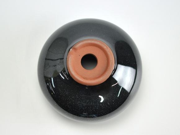 天目3.5号 鉢幅約11cm×高さ約7cm