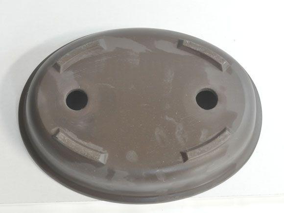 小判形泥鉢