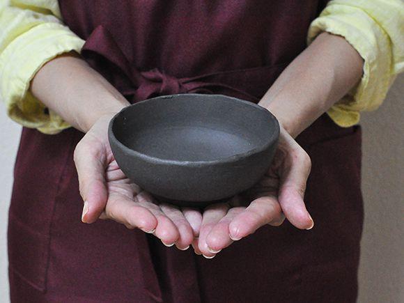 おわん型盆栽鉢